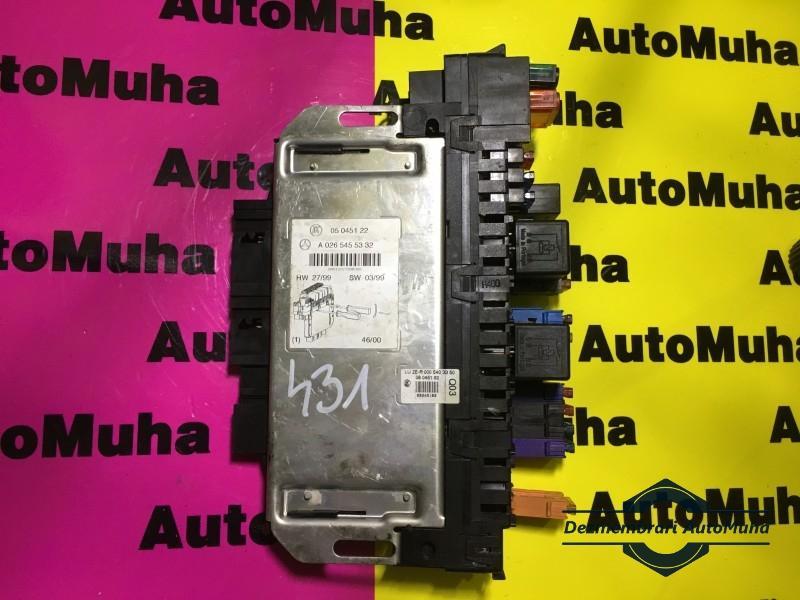 Modul sam calculator confort 13672900 Mercedes 05 0451 22